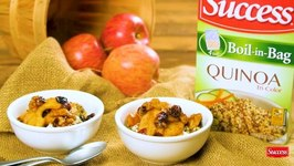 Success Apple Cinnamon Breakfast Quinoa