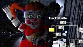 BABY JUMPSCARE Five Nights at Freddy's 1 Mod - FNAF - IULITM