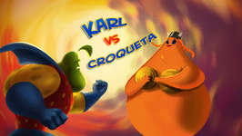 Karl vs Cookie Pirate - C24
