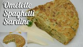 Omelette Spaghetti Sardine
