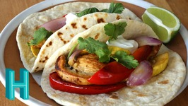 How To Make Chicken Fajita Tacos