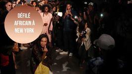Rosario Dawson présente une collection africaine