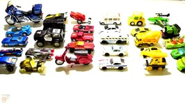 Street Vehicles For Kids - Learn Colors Names Sounds of Cars Trucks Fire Engines