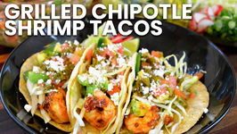 Grilled Chipotle Shrimp Tacos Recipe Vegetarian Option Included
