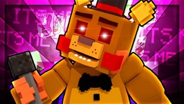 Freddy Fazbear Origins - TOY ANIMATRONICS! - Minecraft FNAF Roleplay - 23