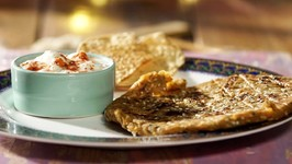 Sindhi Special Koki - How To Make Sindhi Special Koki - Healthy Indian Recipe