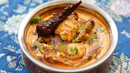 Kashmiri Chicken Kofta Curry - Authentic Kashmiri Rista Chicken - Chicken Curry - Tarika