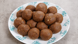 Pinni Ke Ladoo Recipe - Atte Ke Laddu - Punjabi Atte Ka Pinni - Healthy Winter Recipe - Varun