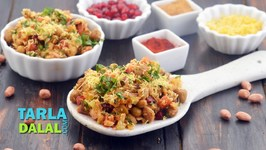 Peanut Chaat, Evening Snack