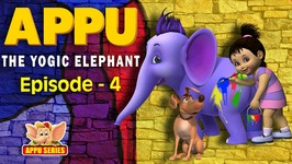 Episode 4 -  Trouble, Trouble, Trouble - Appu - The Yogic Elephant