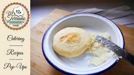 How To Fill An Arepa - Easy Arepa Recipe - Part 1