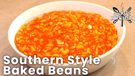 Southern Style Baked Beans - Packed With Smokey Bbq Sauce And Bacon