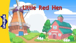 Little Red Hen - Folktales and Fairy Tales - Animated Stories for Kids