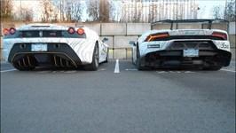 What Sounds Better - Ferrari VS Lamborghini - EXHAUST REVIEW
