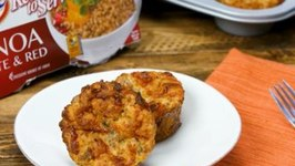 Minute Quinoa And Sausage Breakfast Muffins