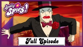 Mime World (Jazz Hands Return  Part 3) - Totally Spies - Season 5, Episode 17