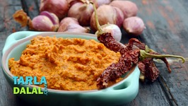 Tomato Coconut Chutney - South Indian Chutney