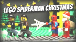 Lego Spider-Man Saves Christmas