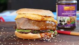 Tuna Melt Burger