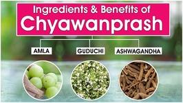 Benefits of Chyawanprash - How to improve your immunity - Ingredients of Chyawanprash