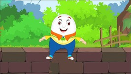 Humpty Dumpty Song And Lyrics - Nursery Rhymes For Children - Baby Songs