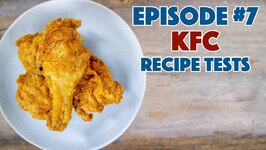KFC Colonels Sanders' Employee Recipe Episode Number 7