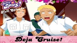 Deja Cruise - Episode 12 - Series 4 - Full Episodes - Totally Spies