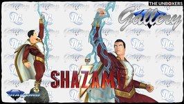 Diamond Select Toys Shazam DC Comics Statue Unboxing