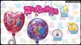 Zoobaloos Squishy Balloon Pets