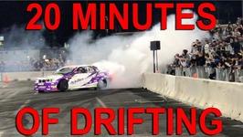 20 minutes of Insane Drifting at Sema Ignited