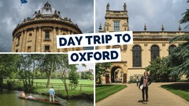 15 Things to do in Oxford Travel Guide - Day Trip from London, England