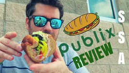 Publix Ultimate Sub Sandwich Review WATCH ME EAT