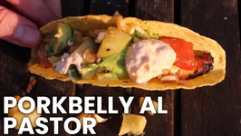 Porkbelly Al Pastor- Mexican Streetfood-Tacos