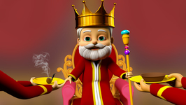 Old King Cole- Children's Popular Nursery Rhymes