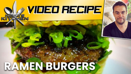 How To Make Ramen Burgers