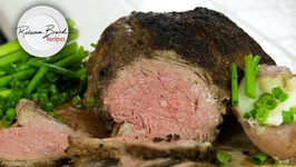 Sous Vide Roast Beef - Best Recipe - Tri Tip