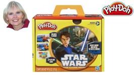 Play-Doh Star Wars The Clone Wars Play Set