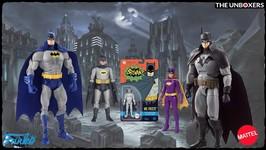 Batman Action Figure Haul
