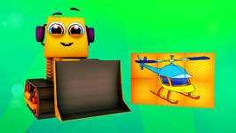 Helicopter- Kids' Learning Puzzle