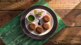 Veg Shami Kebab - How To Make Veg Shami Kebab - Veg Starter - Veg Kebab