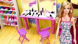 Barbie Hair Salon - Barbie Gets A Haircut And Wash - Come Play With Me