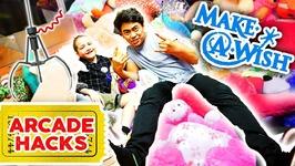 Arcade Hacks - Make-A-Wish Edition - Guava Juice