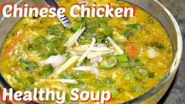 Chinese Chicken Soup Healthy
