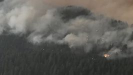 Evacuation Orders Issued as Eagle Creek Fire Spreads