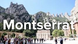 The Monastery of Monserrat in Spain