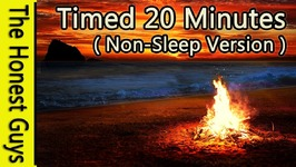 20 Minute Guided Meditation - The Twilight Beach - Insomnia - Relaxation