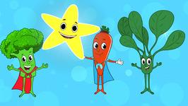 Twinkle Twinkle-Children's Popular Nursery Rhymes