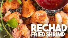 Rechad Fried Shrimp