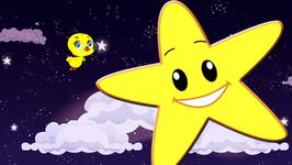 Twinkle twinkle  Children's Popular Nursery Rhymes