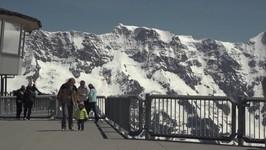 Shilthorn, Gimmelwald, Mürren, Trümmelbach Falls, Lauterbrunnen Valley, Interlaken, Switzerland